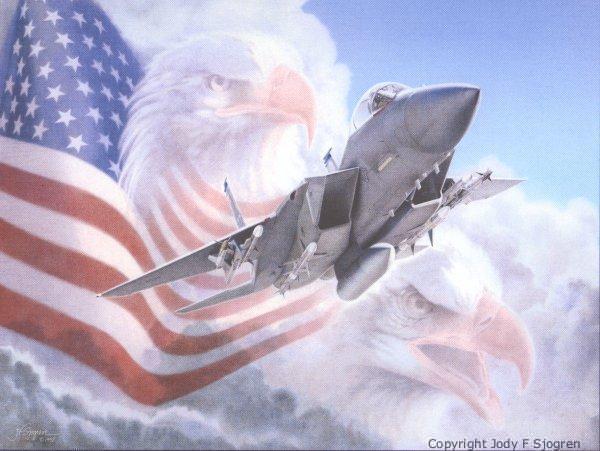 Metaphor III: With Wings Like Eagles